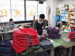 犬印鞄製作所 浅草2丁目店(工房併設)