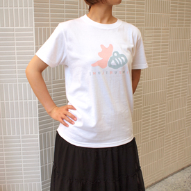 Tシャツ【へなちょこ犬印】