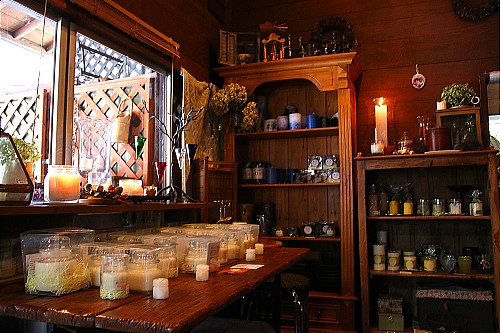 西山蝋燭店