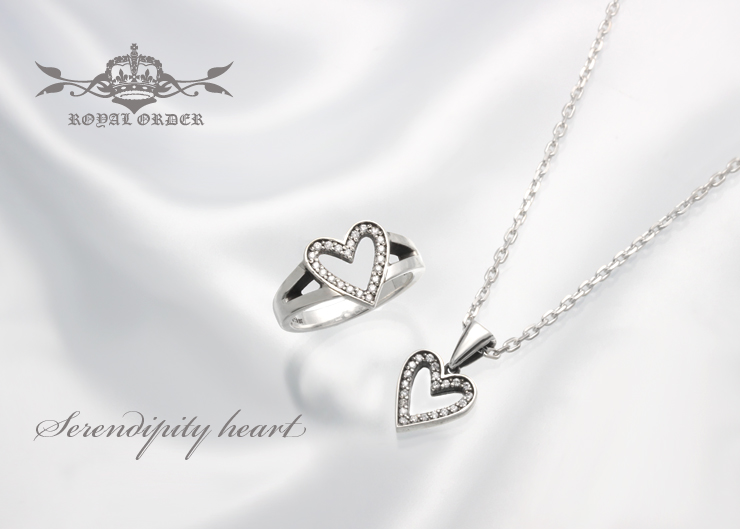 serendipity heart w serendipity heart w diamonds heart collection serendipity heart w diamonds mozeypictures Images