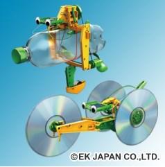 イーケイジャパン ソーラーリサイクル工作キット JS-6181
