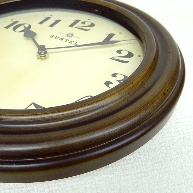 厚木の国産時計さんてる昭和レトロ ろくろの技術 DQL669