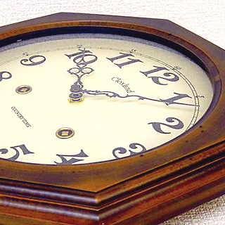 厚木の国産時計さんてるDQL624