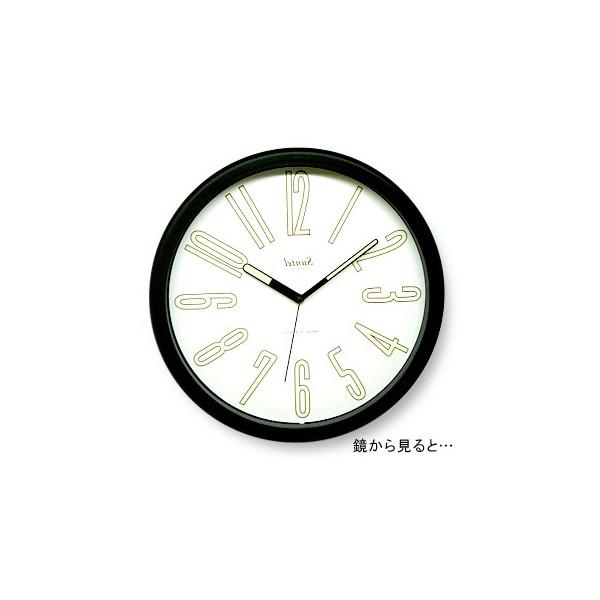 日本製 さんてる 脳トレ! 逆転時計 QL886