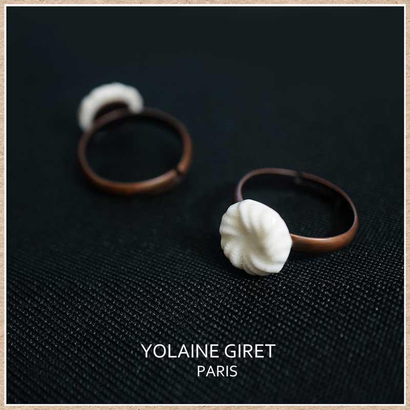 フランスのアクセサリー|ヨレーヌ・ジレ