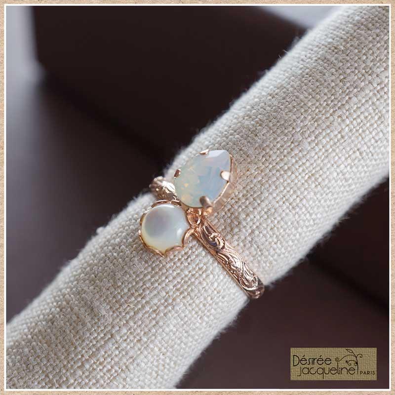 デジレジャクリーヌのリング