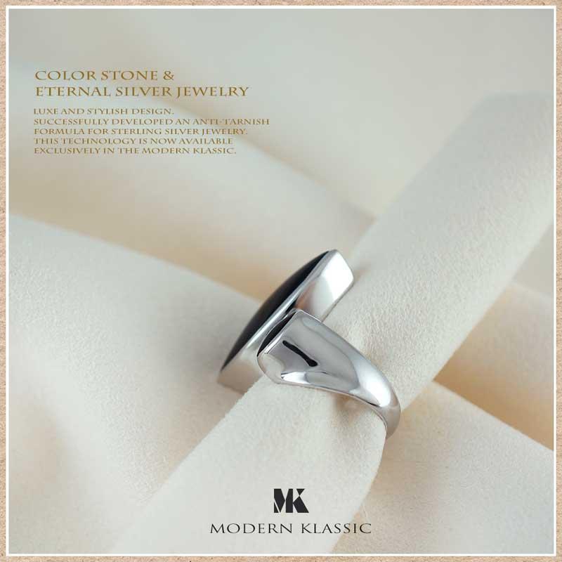 オニキスのリング(指輪)
